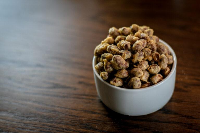 Katjang Smoked Peanuts