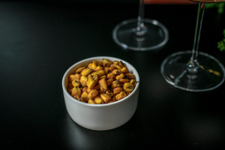Spicy Chilli Roasted Corn