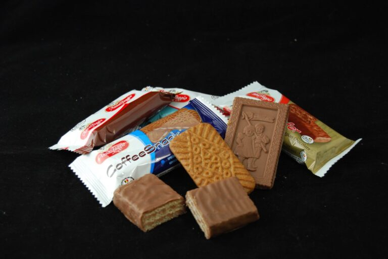 Assorted Individually Wrapped Biscuits 1