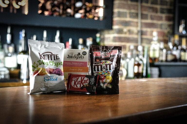 Branded Snacks