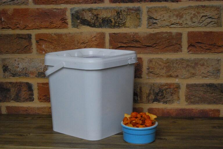 Resealable Bucket