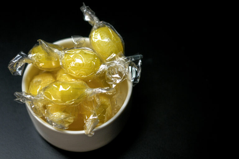Lemon Sherbets