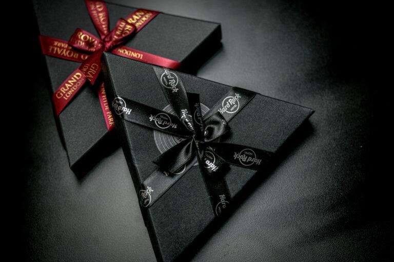 Wibalin Triangular Boxes